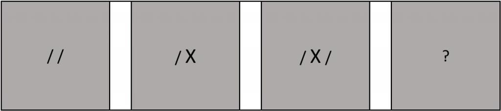 Figuurreeks voorbeeld 1