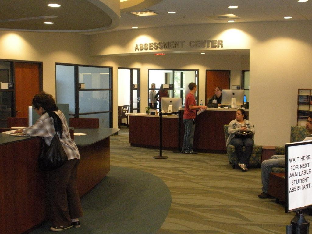 Assessment Center, postbak, postvak, rollenspel
